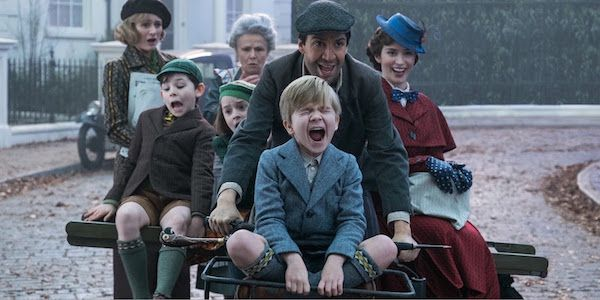 Mary Poppins Returns Reviews Are Up, Here's What Critics Are Saying