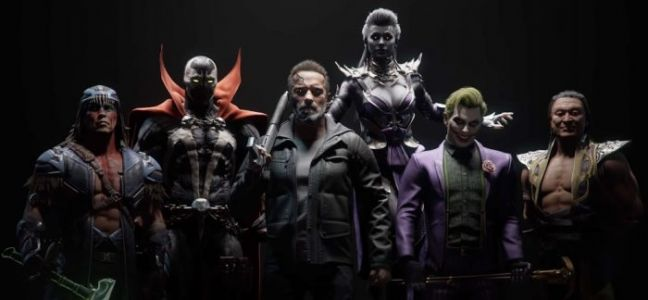 'Mortal Kombat 11' Adding a T-800 Terminator, The Joker and Spawn as Playable Characters