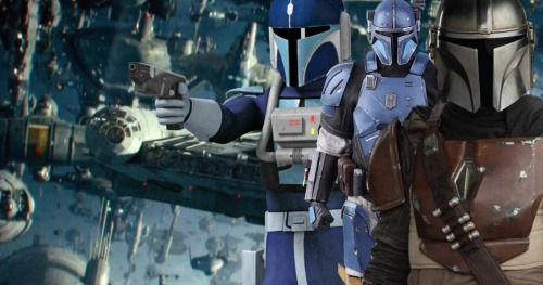 Did The Mandalorian Show Up for That Big Star Wars 9 Final Space
