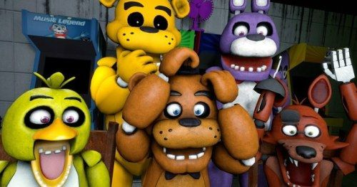 Five Nights at Freddy's Movie Gets Harry Potter Director