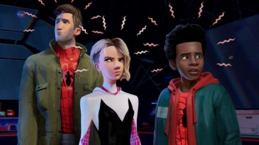 SPIDER-MAN: INTO THE SPIDER-VERSE Review: Anyone Can Wear The Mask