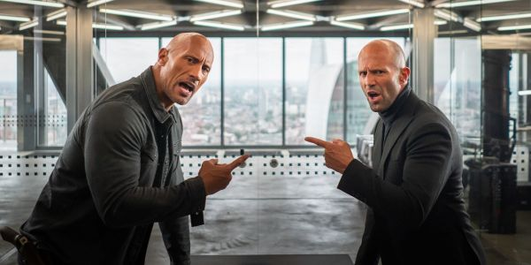 The Fast & Furious Presents: Hobbs & Shaw Trailer is Here!