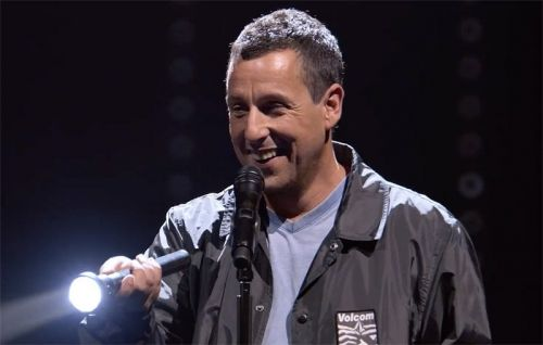 Netflix Releases 100% Fresh Trailer For New Adam Sandler Special