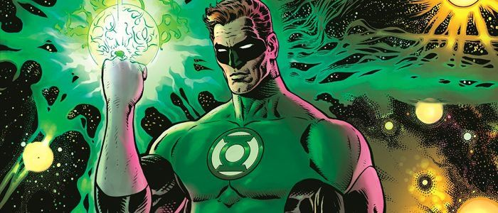 First Look at Police Procedural 'Green Lantern' Comic From Grant Morrison and Liam Sharp