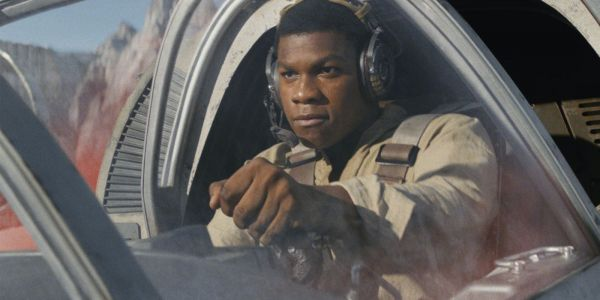 Star Wars 9: John Boyega Shares Ominous Photo From The Set