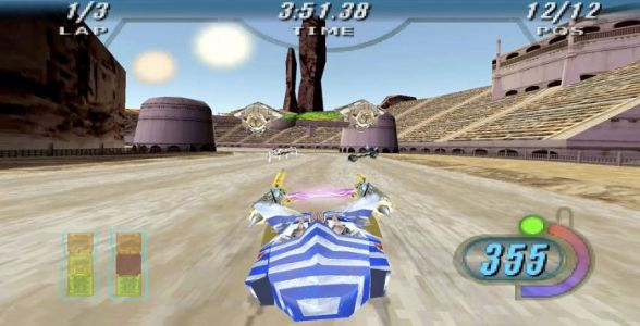 Now THIS Is Podracing: 'Star Wars: Episode I Racer' Coming to PlayStation 4 and Nintendo Switch