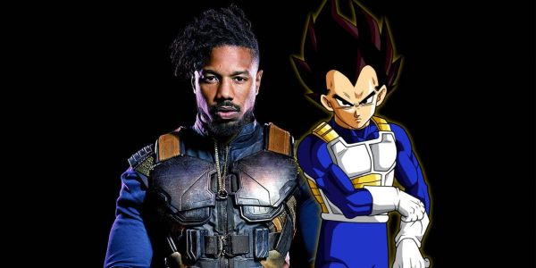 Michael B. Jordan's Killmonger Costume Definitely Honors His Anime Love