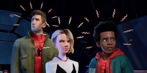 The Peter Parker In Spider-Man: Into The Spider-Verse Isn't Exactly The Tobey Maguire One