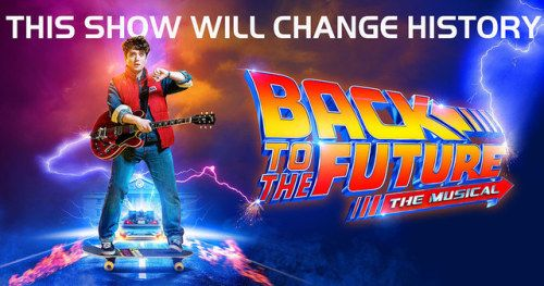 Back to The Future: The Musical Teaser Arrives, Premiere