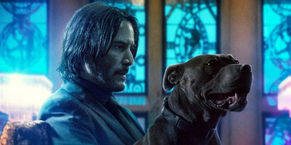 Keanu Reeves Answers Fan Questions While Playing With Adorable Puppies