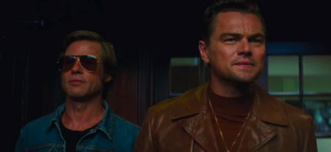 In 'Once Upon a Time in Hollywood', Leonardo DiCaprio is Full of Self-Pity, and Brad Pitt Can Kill You With a Spoon
