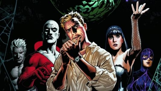 JJ Abrams' Bad Robot To Bring JUSTICE LEAGUE DARK To TV And Film