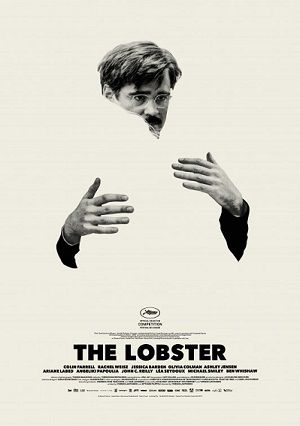 What is the meaning of this poster for The Lobster?