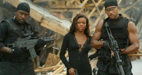 Gabrielle Union Wants in on Bad Boys 3 with Will Smith &