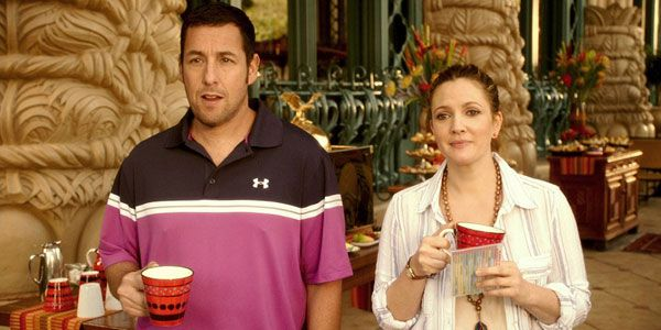 Drew Barrymore Is All About Making Another Movie With Adam Sandler