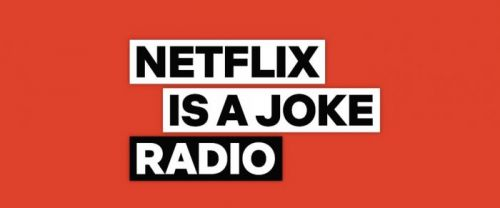 Netflix is a Joke Radio Station on Sirius XM Brings More Stand-Up Comedy to Your Car