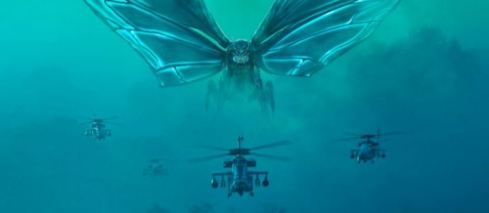 The Titans Rise in Vibrant New 'Godzilla: King of the Monsters' Posters