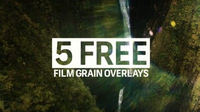 Tips for Working with Organic Film Grain Overlays