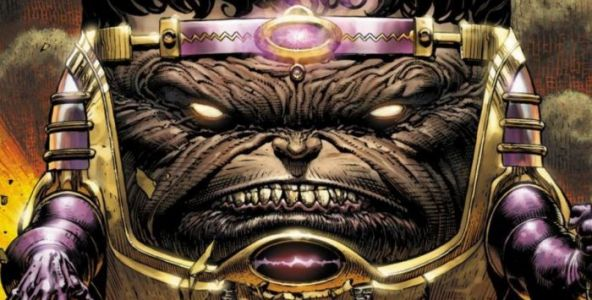 'Marvel's M.O.D.O.K.' Cast Includes Patton Oswalt, Melissa Fumero, Ben Schwartz, and More