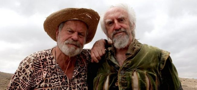 'The Man Who Killed Don Quixote' Director Terry Gilliam on the Joy and Desperation of Filmmaking