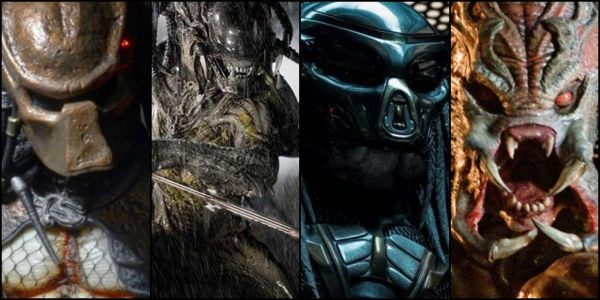 Every Type of Predator Variant Seen In The Movies