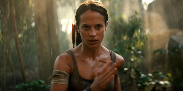 Alicia Vikander Circling Netflix's Thriller The Earthquake Bird