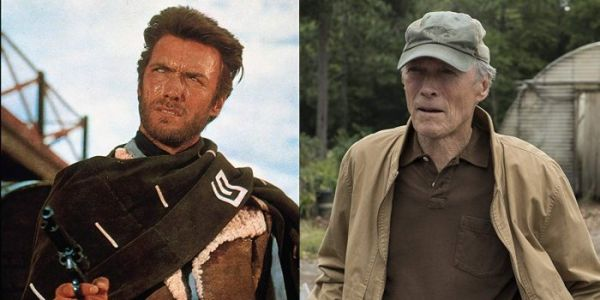 """How Clint Eastwood's """"Man With No Name"""" Persona Has Evolved Over 50 Years"""