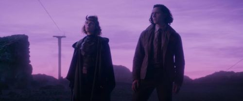 It's the End of the World in the New Episode of 'Loki,' and the God of Mischief and the Variant Don't Feel Fine