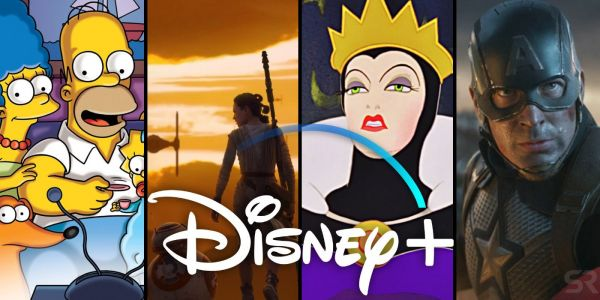 Disney+: All 862 Movies & TV Shows Available At Launch