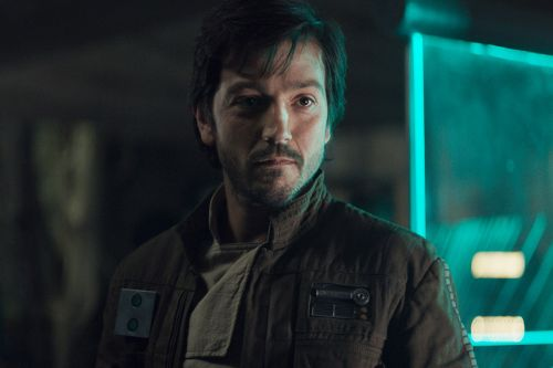 'Star Wars' Spin-Off Featuring Diego Luna Coming to Disney's Streaming Service