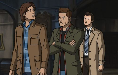 Supernatural's ScoobyNatural Crossover Images Released!