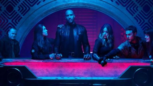 It's The Last Supper In Marvel's Agents of SHIELD Season 6 Cast Photo
