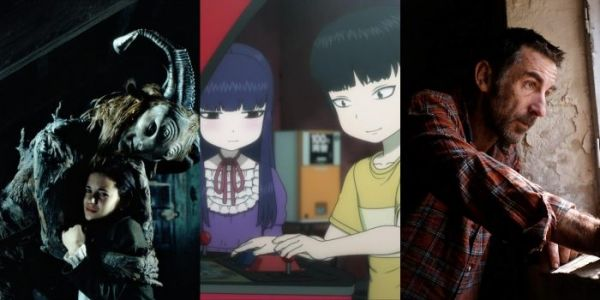 Pop Culture Imports: 'Pan's Labyrinth,' An Uruguayan Political Drama, a Throwback Video Game Anime, and More