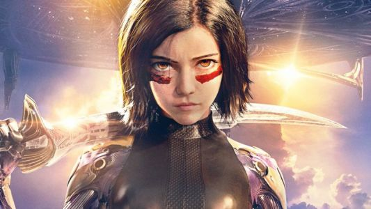 The Battle Begins in New Alita: Battle Angel Poster