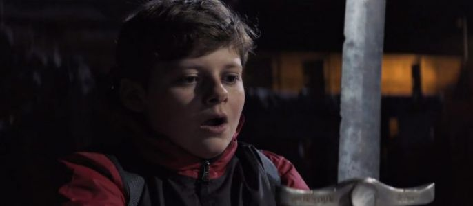 'The Kid Who Would Be King' Trailer: School's Out for Medieval Action
