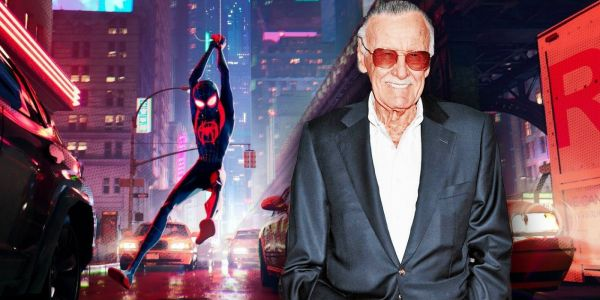 Into the Spider-Verse's Stan Lee Cameo/Tribute Is One Of The Best