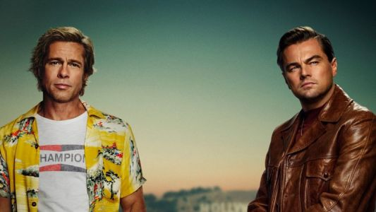 New Once Upon a Time in Hollywood Poster Released