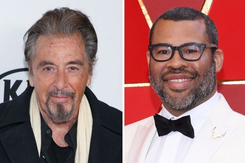 Al Pacino Set to Star in Jordan Peele's Nazi-Hunting Prime Video Series 'The Hunt'