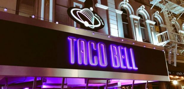 Be Well and Taco Bell: 'Demolition Man' Inspires a Fine Dining Experience from the Future
