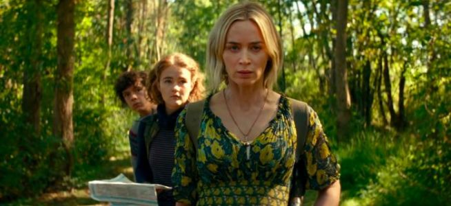 'A Quiet Place Part 2' TV Spot and Featurette Both Want You to Keep Your Voice Down, Please