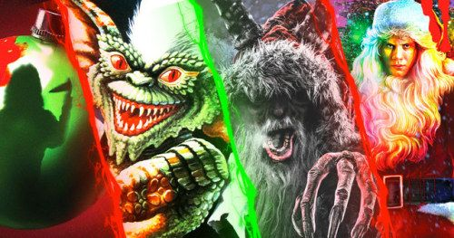 10 Christmas Horror Movies That Will Make You Scream Through the