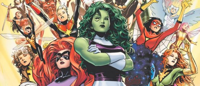 Marvel Female Superhero Series Coming to ABC from 'Wonder Woman' Scribe