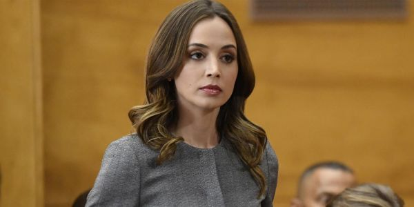 Eliza Dushku Paid $9.5 Million by CBS Over Sexual Harassment Claim