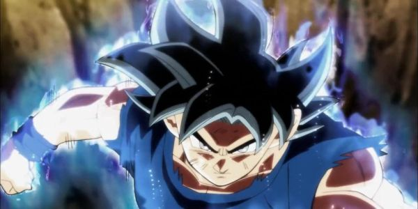 Dragon Ball Super Reveals Goku's Completed Ultra Instinct Look