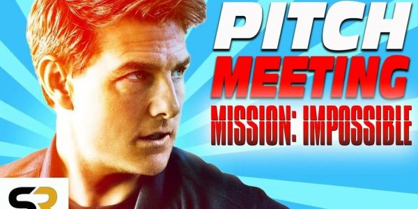 Mission: Impossible Pitch Meeting: Tom Cruise Loves To Sprint
