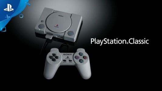 Sony Launching Limited Edition PlayStation Classic