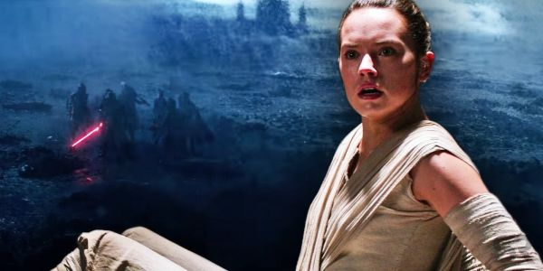 Star Wars: Rey's Force Awakens Vision Featured ANOTHER Temple