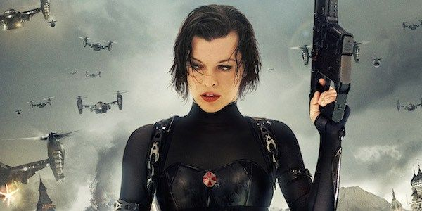 See Milla Jovovich And A Giant Sword In First Monster Hunter Image