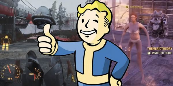 Fallout 76 Video Highlights Hilarious & Insane Bugs and Glitches