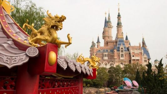 Daily Podcast: What It's Like To Visit 'Shanghai Disneyland'